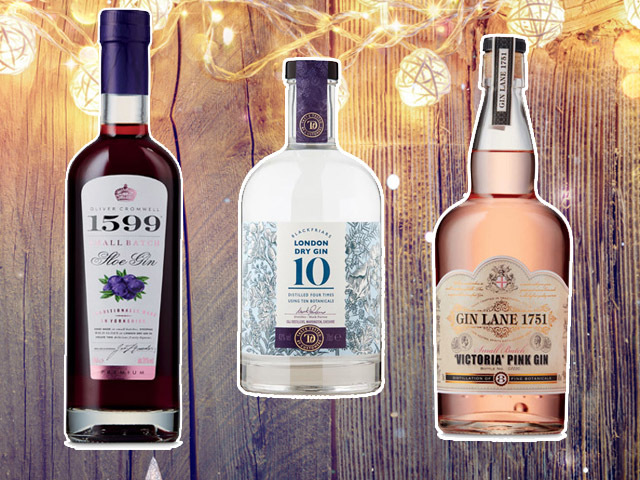 Featured Image for Here are the best supermarket gins to pick up for less than £20 this Christmas