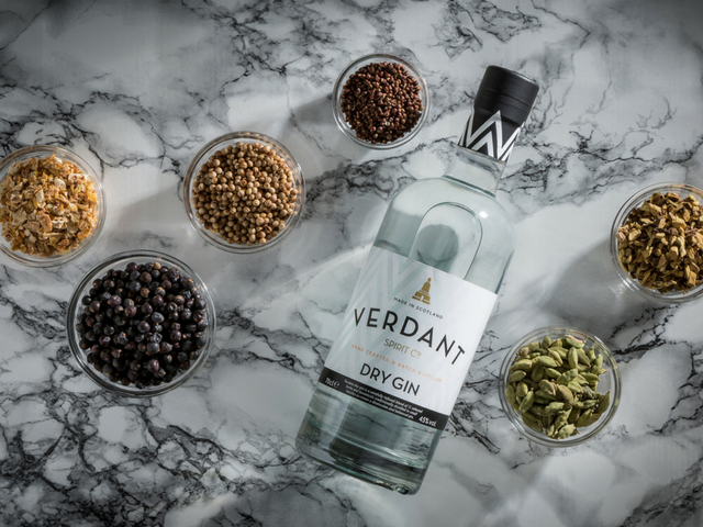 Featured Image for REVIEW: Verdant Gin - the Scottish Gin of the Year!