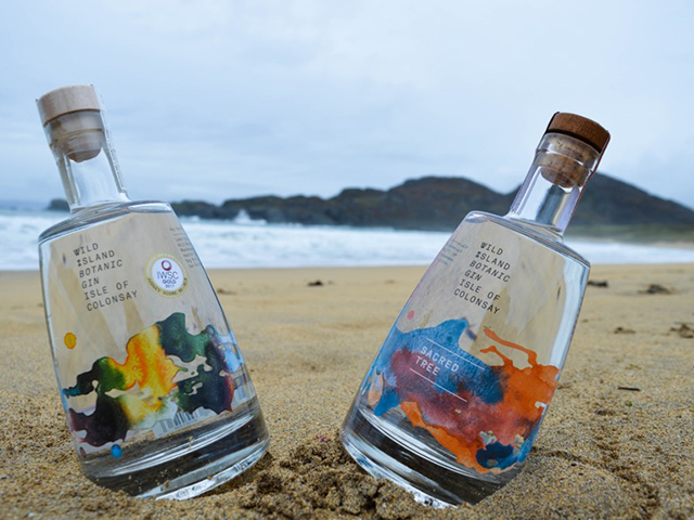 Featured Image for Wild Island wows us over again with their new Sacred Tree Gin