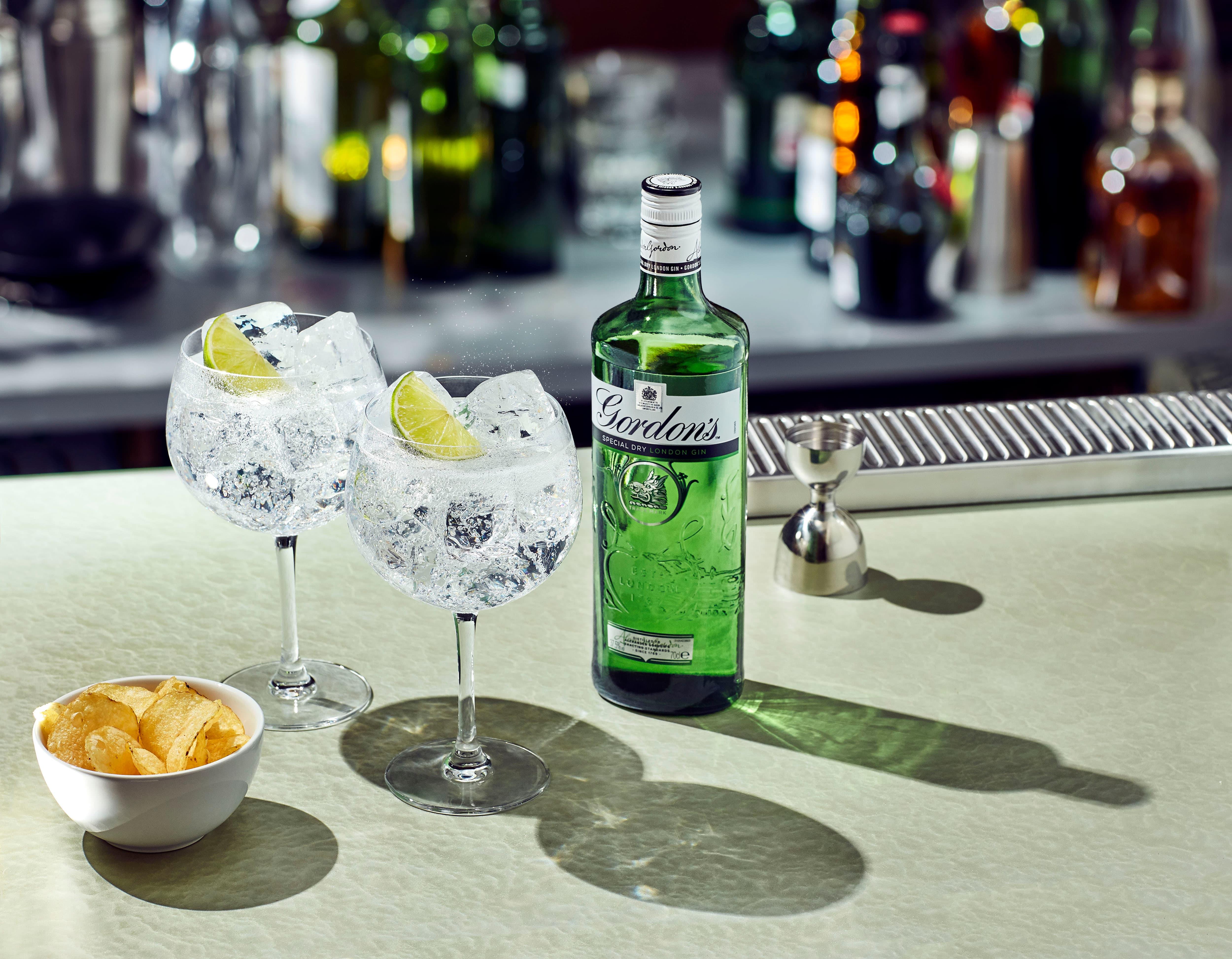 gordon's gin cruise