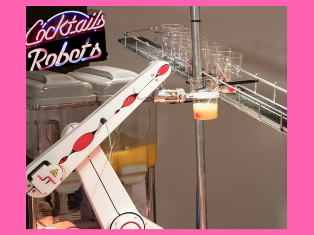 Featured Image for This bartender robot could be the way of the future
