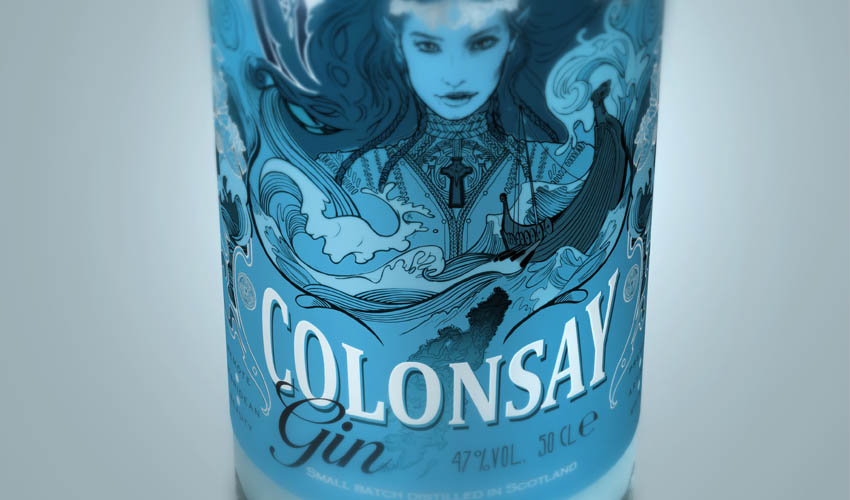 Featured Image for 13 Beautiful Gin Bottle Designs That Absolutely Blew Us Away