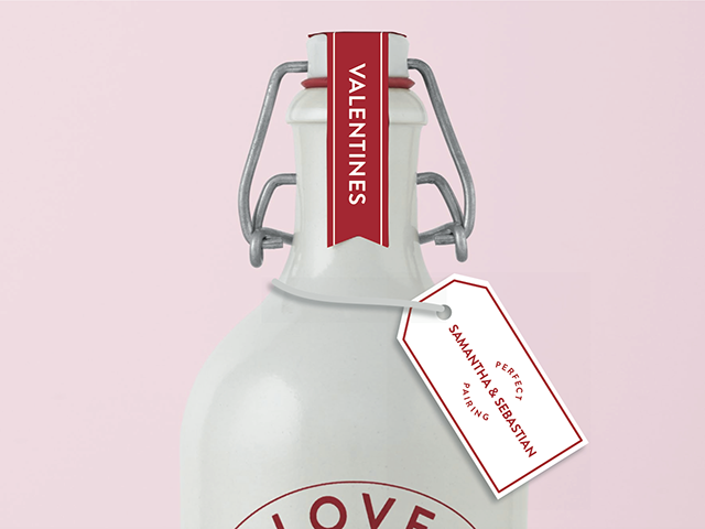 Featured Image for You can now personalise Eden Mill Love Gin for the sweetest Valentine's gift