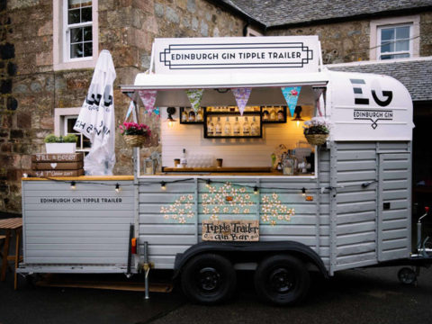 Featured Image for Edinburgh Gin launch new Gin Tipple Trailer