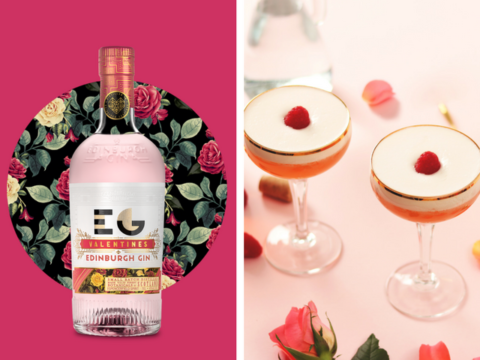 Featured Image for Edinburgh Valentine's Gin is back and prettier than ever