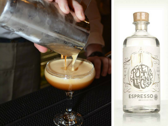 Featured Image for Espresso gin has all the joys of freshly brewed coffee, but spiked