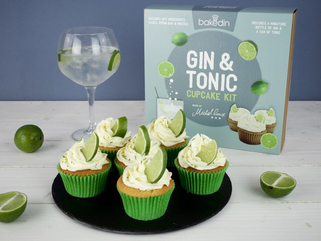 Featured Image for You can now buy the gin and tonic cupcake kit of your dreams