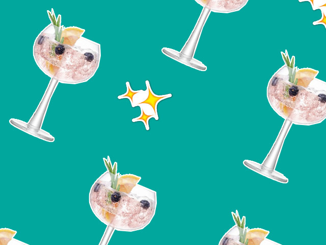 Featured Image for Gin is officially the UK's trendiest tipple