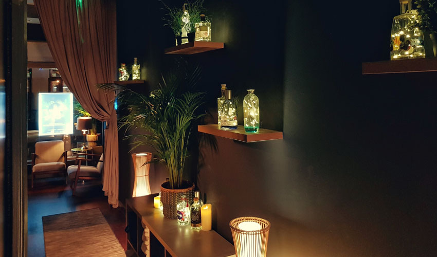 Featured Image for REVIEW: The Gin Spa Is the Pampering Gin Lovers Deserve