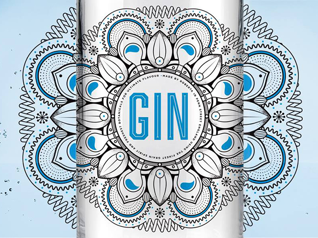 Featured Image for This colour changing gin tells you when it's ready to drink