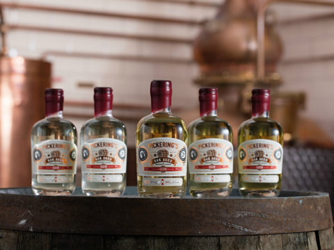 Featured Image for The 7 best barrel aged gin from Scotland to drink on Burns Night