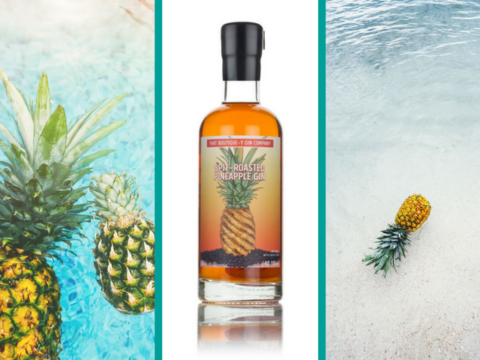 Featured Image for This pineapple gin is the rum-like gin that could be 2018's next big thing