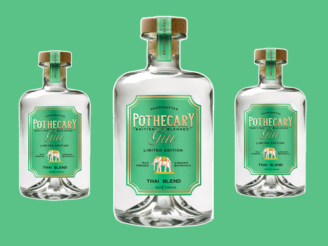 Featured Image for Pothecary Thai Blend Gin is here to give your G&Ts an exotic twist