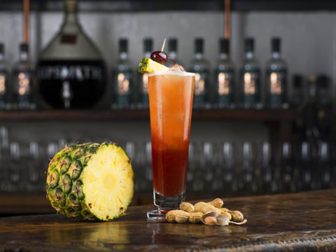 Featured Image for A Singapore Sling with Sipsmith