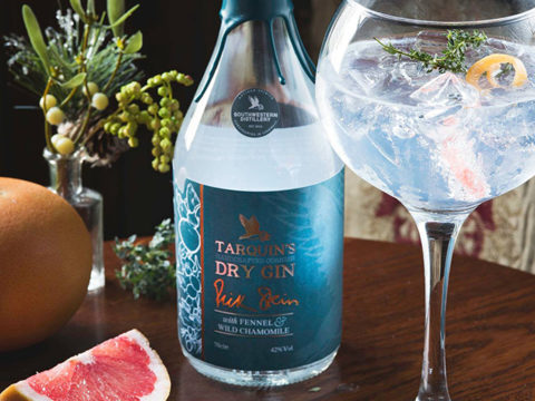 Featured Image for The new Rick Stein Gin with Tarquin's is Cornwall in a bottle