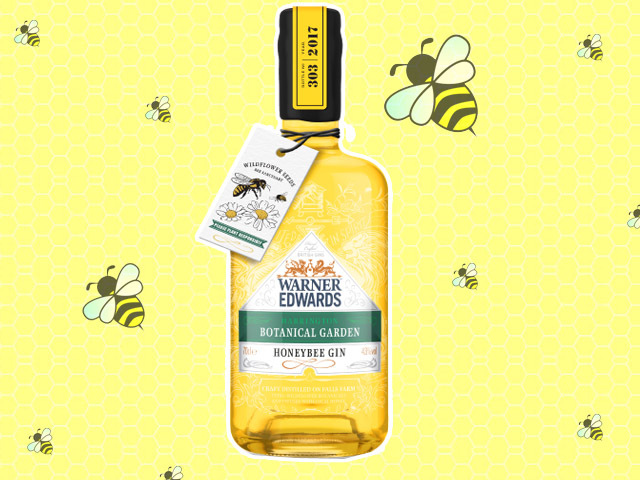 Featured Image for Warner Edwards Honeybee Gin will really put the buzz into your G&T