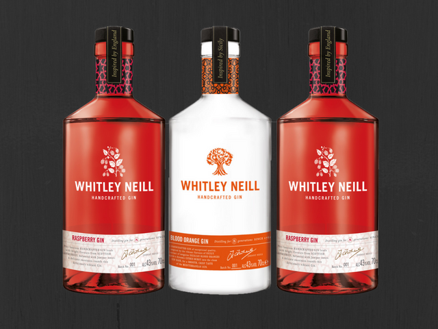 Featured Image for TWO new Whitley Neill flavoured gins are coming to Morrisons