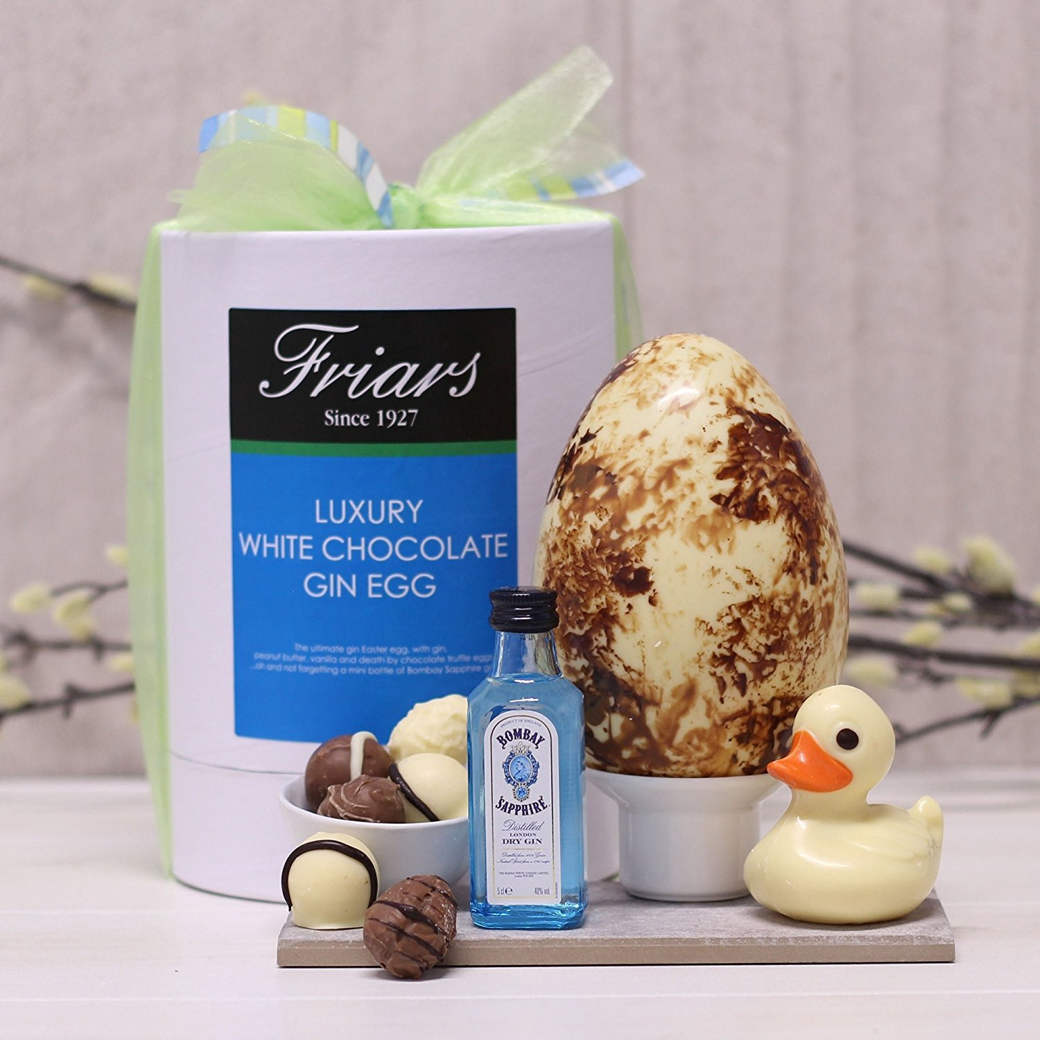 Friars Luxury Gin Easter Egg