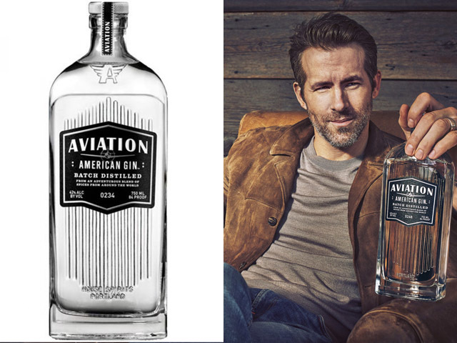 Featured Image for Ryan Reynolds is the new boss of Aviation American Gin