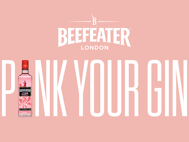 Featured Image for Beefeater has launched a strawberry pink gin