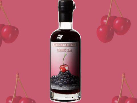 Featured Image for Cherry Gin should be your next dessert drink