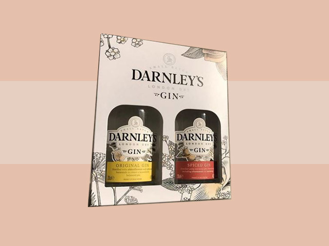 Featured Image for Darnley's Gin announces new floral gift boxes
