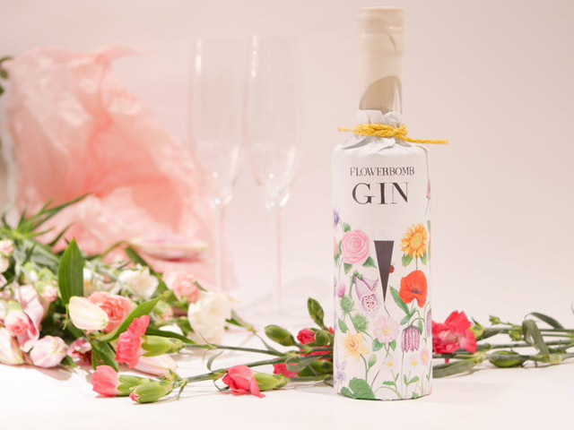 Featured Image for Flowerbomb Gin is the ultimate way to kiss goodbye to winter