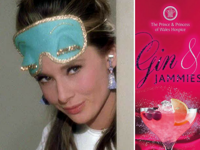 Featured Image for This Gin and Jammies party is practically calling your name