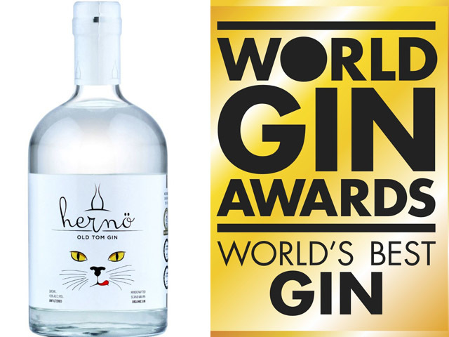 Featured Image for Here are the winners of the World Gin Awards 2018