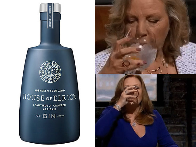 Featured Image for House of Elrick Gin wins over Dragons' Den - then turns deal down