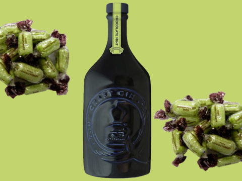 Featured Image for McQueen's Chocolate Mint Gin is everything we ever wanted and more