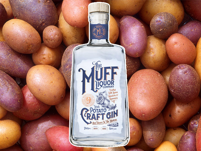 Featured Image for The Muff Liquor Company has just launched Irish Potato Gin