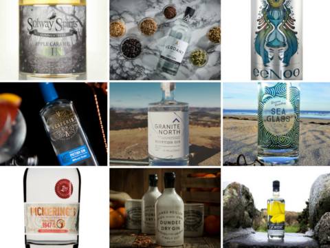 Featured Image for 9 Scottish gins you need to try this spring