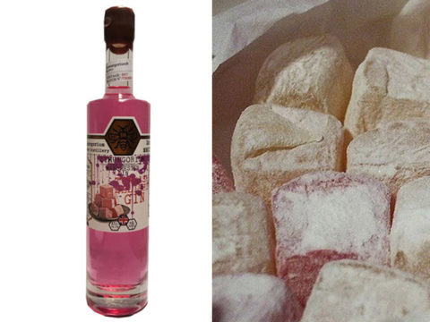Featured Image for Turkish Delight Gin is exactly what your sweet tooth deserves