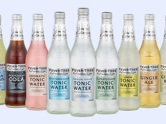 Featured Image for Say hello to the new range of Fever Tree light tonic waters
