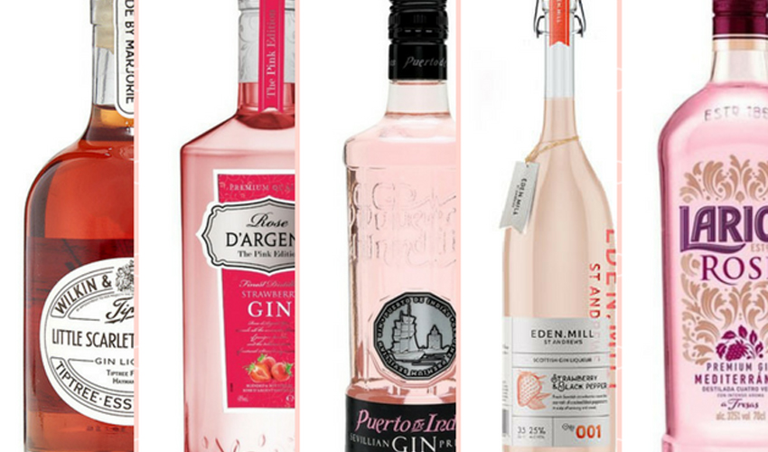 Featured Image for The 6 Best Strawberry Gins to Sip All Summer Long