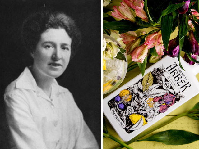 Featured Image for Agnes Arber Gin is the ultimate tribute to smart ladies everywhere