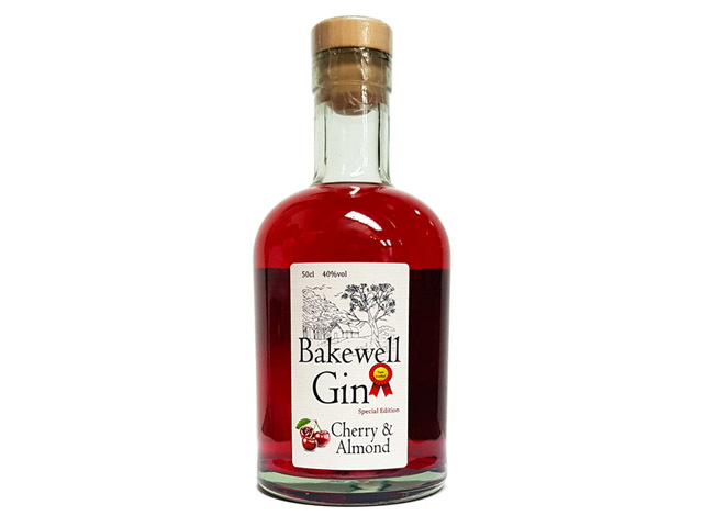 Best flavoured gin - Bakewell Gin