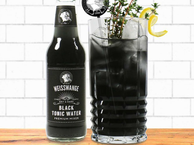 Featured Image for Black Tonic Water Could Be the Most Spooktacular Addition to Your Gin