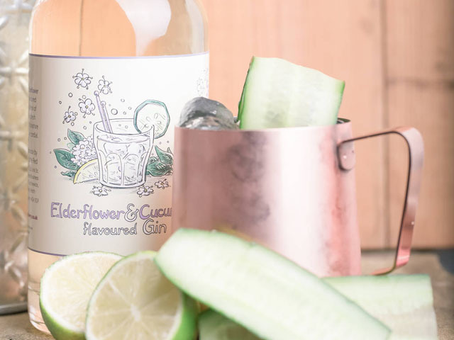 Featured Image for Elderflower and cucumber gin is the refreshing update your G&T deserves