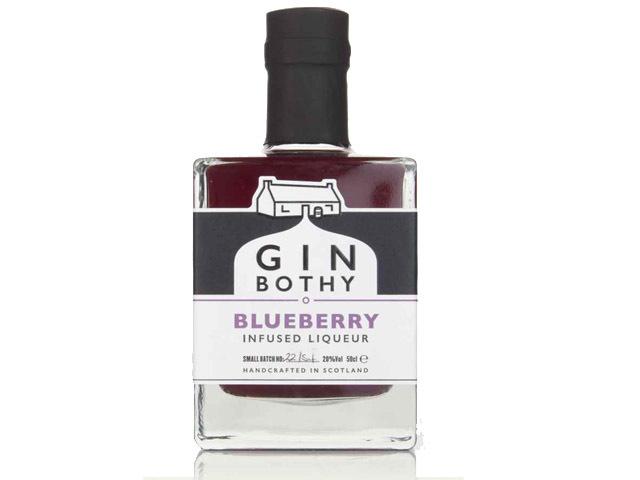 Best flavoured gin - Blueberry Gin Liqueur