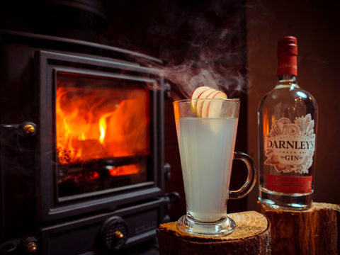Featured Image for Hot Spiced Gin Punch with Darnley's Spiced Gin