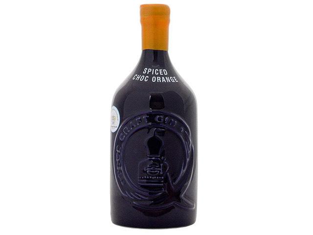 Best flavoured gin - McQueen Spiced Choc Orange