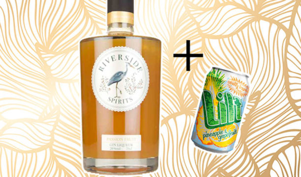 Featured Image for Passion Fruit Gin Liqueur Is the Perfect Drink to Quaff All Summer