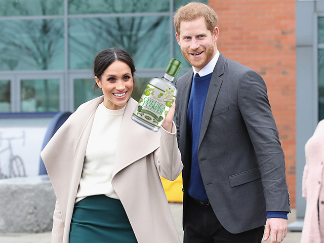 Featured Image for There's a royal wedding gin and it's actually pretty gorgeous