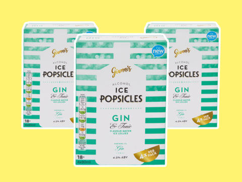 Featured Image for Aldi gin and tonic lollies are back and they look a treat