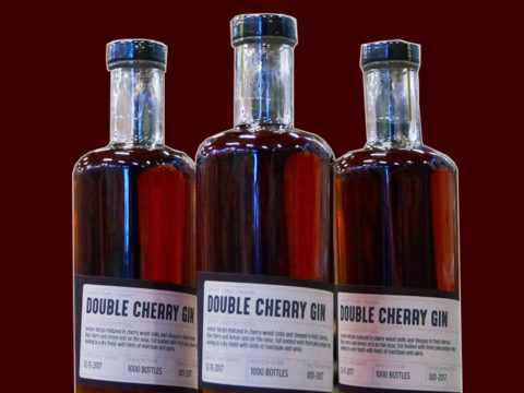 Featured Image for REVIEW: Glasgow Distillery Double Cherry Gin