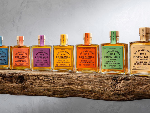 Featured Image for Eden Mill launch their first whisky range