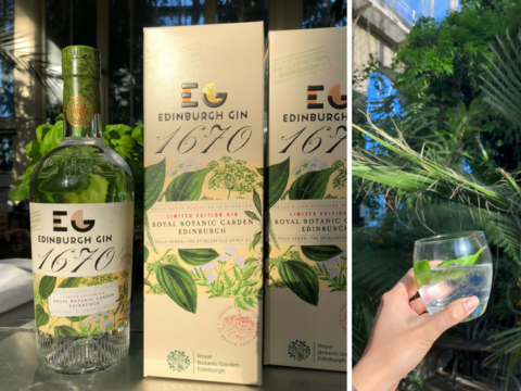 Featured Image for Edinburgh Gin 1670 — Edinburgh Gin launch its first gin in 3 years