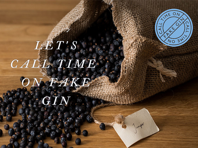 "Featured Image for Hayman's launches campaign to call time on ""Fake Gin"""